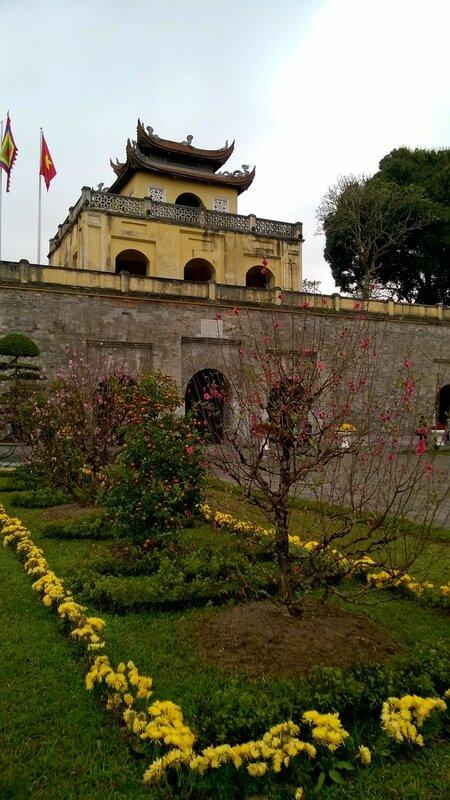 La Citadelle, Hanoï