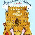 Agatha raisin t.6 vacances tous risques, m.c. beaton
