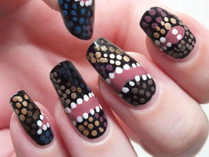 nailstorming-pois-art-arborigene-reve-du-serpent-tableau-ethnique-ELF-eyeslipsface-jane-navi-nailmatic-andy-glamor-girl-nail-art-ongles-vernis-dotting-tool (5)