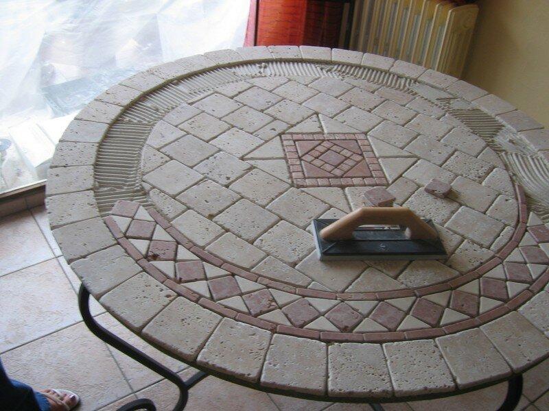 table en marbre vieilli sarl madibat