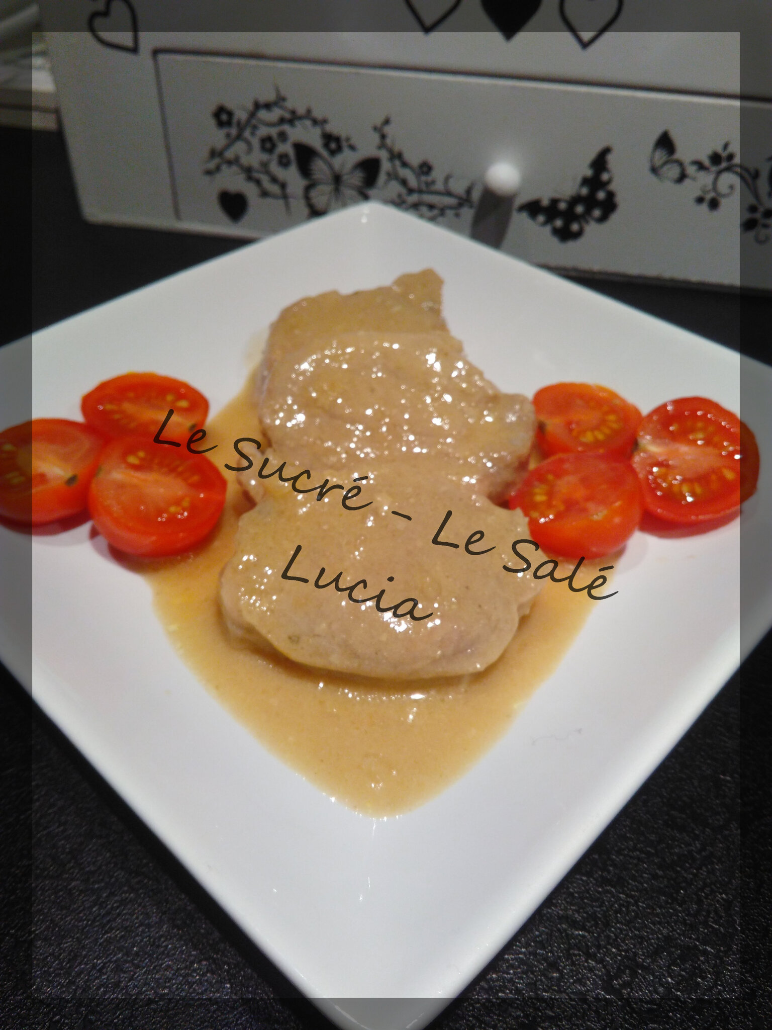 Filet mignon de porc au boursin au cookeo - Cookeo Mania