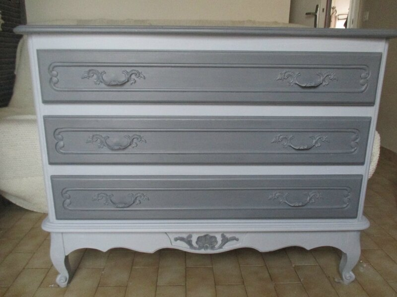 gallery of commode gris clair with commode gris clair