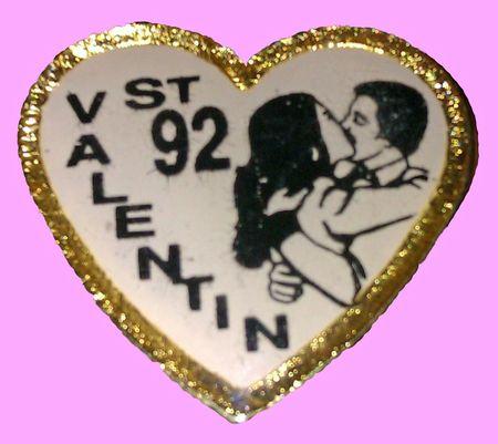 Pin's Saint Valentin 8