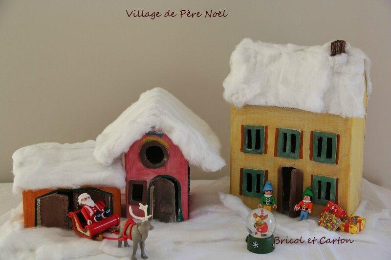 Village De Noel Fait Maison Gallery Of Des Botes Encore