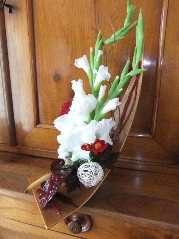 Art Floral  Compo mariage  Crea disa