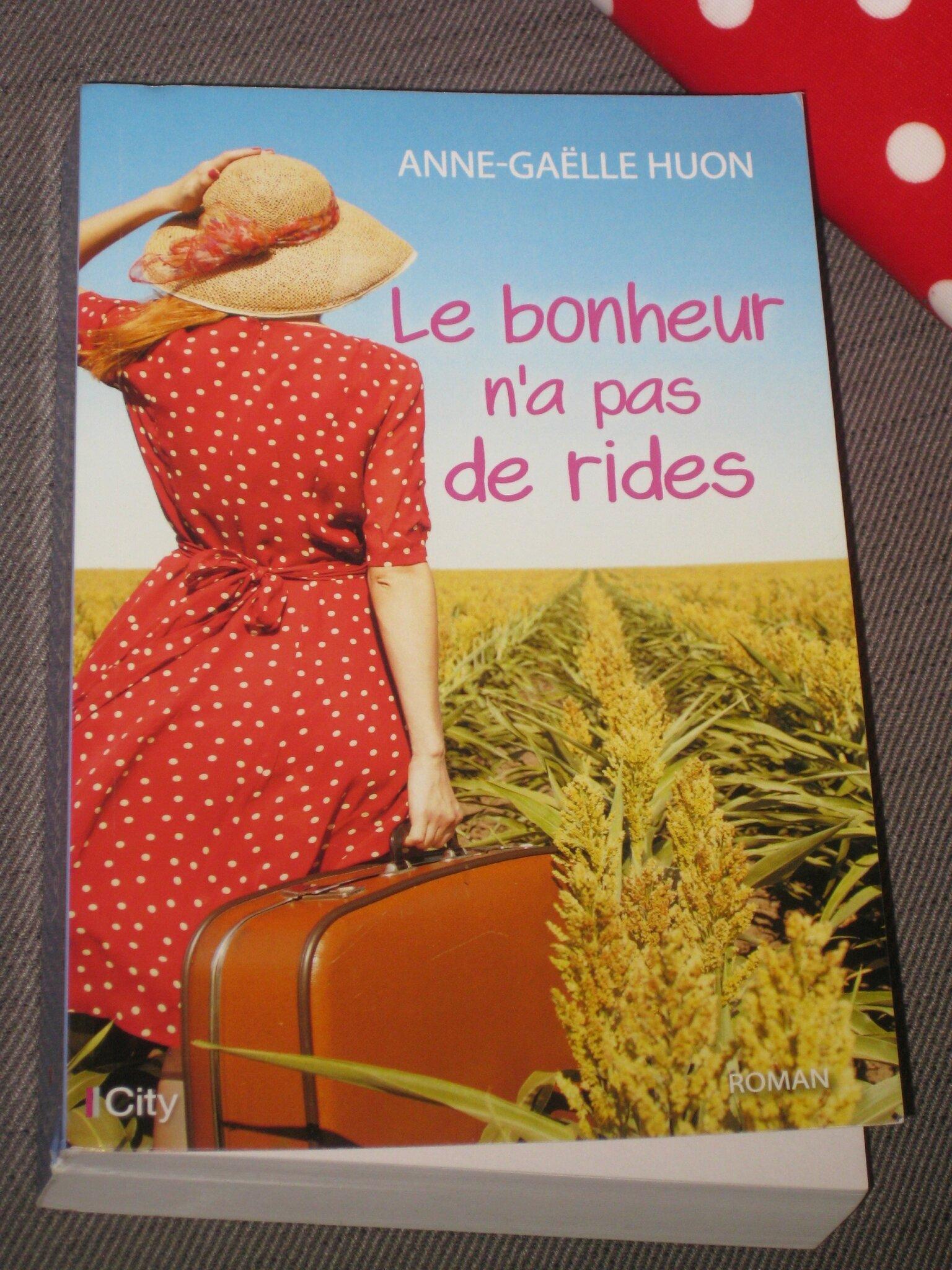 Le Bonheur N'a Pas De Rides : bonheur, rides, Bonheur, Rides, Anne-Gaëlle, Maison, Livres
