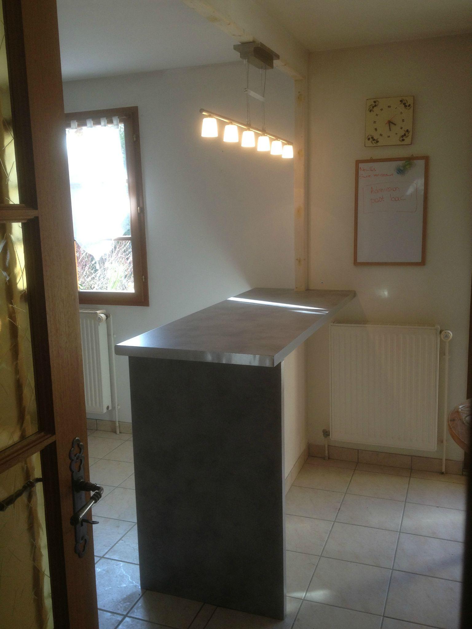 AVANT TRAVAUX Ouverture mur saloncuisine  Photo de z Divers  Socit ADM  Travaux de rnovation