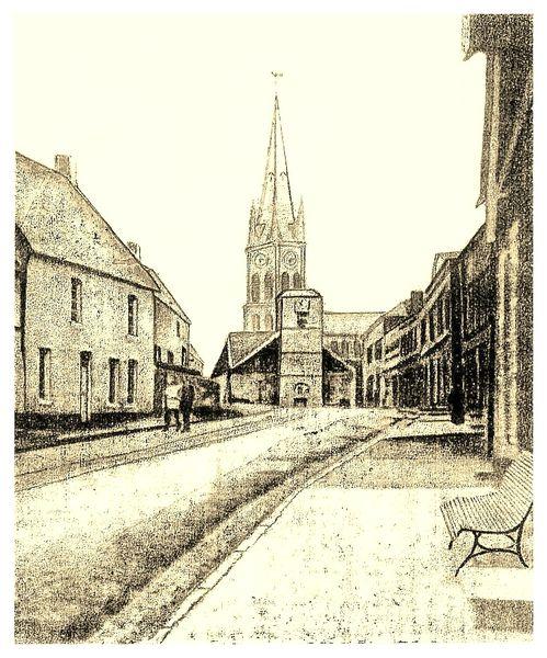 Wignehies - L'Ancienne Église (2)
