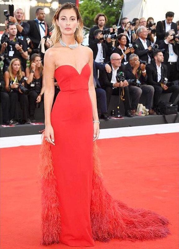 inspirez le look de tapis rouge du
