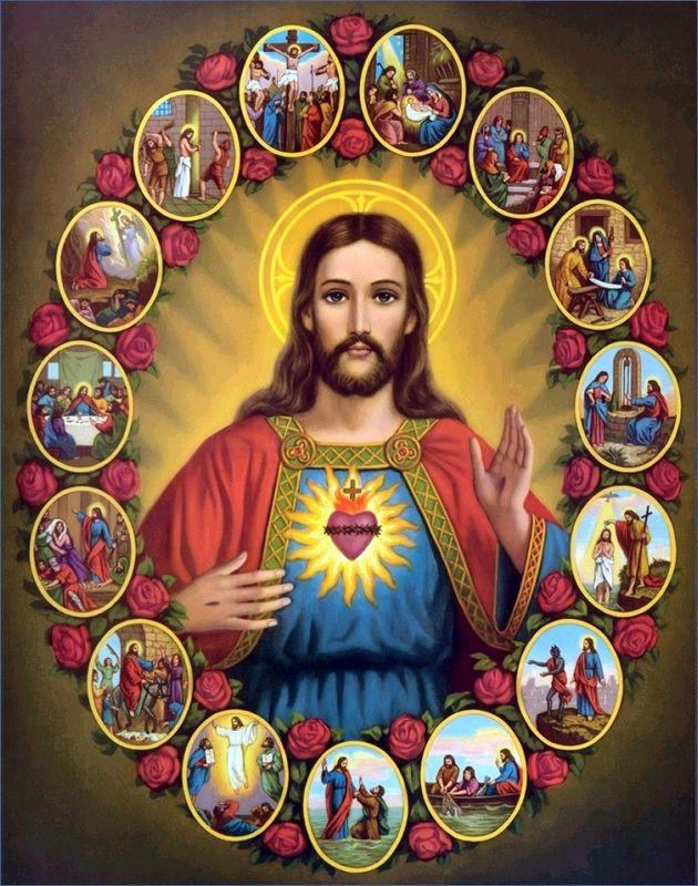 """Résultat de recherche d'images pour """"coeur sacre de jesus"""""""