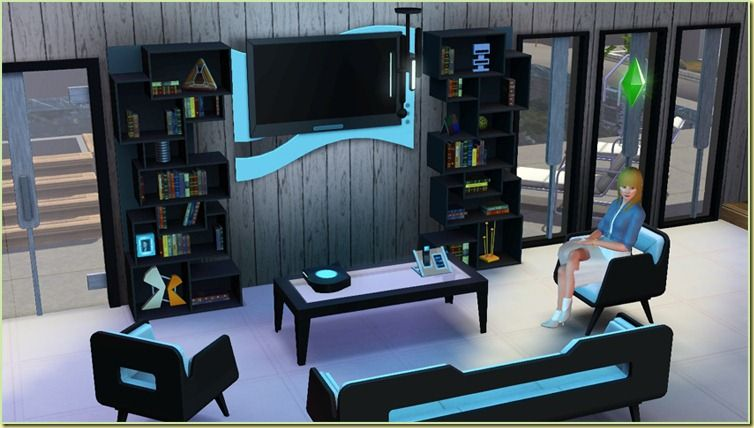 TEST  Les Sims 3  Inspiration Loft  Le journal du forum Pause Sims