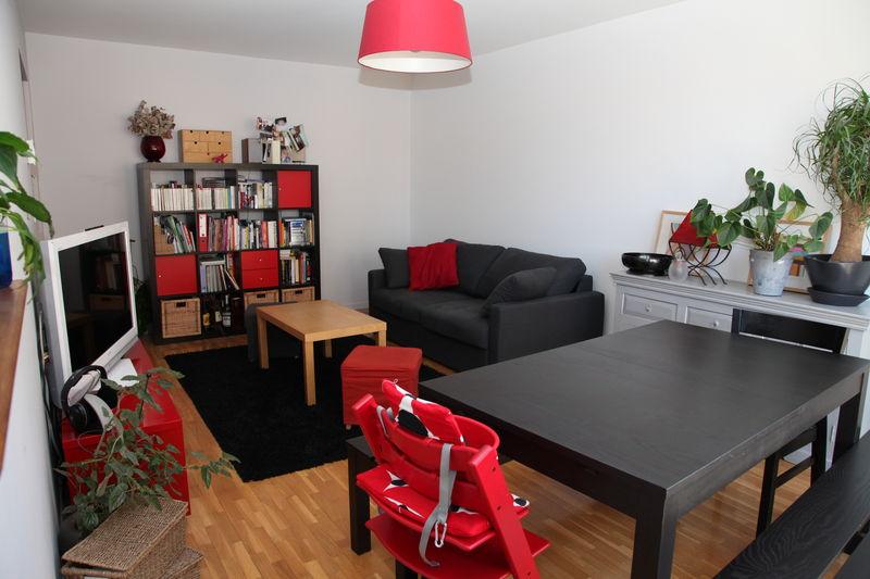 Le Salon Appartement F3 Vendre Asnires Sur Seine