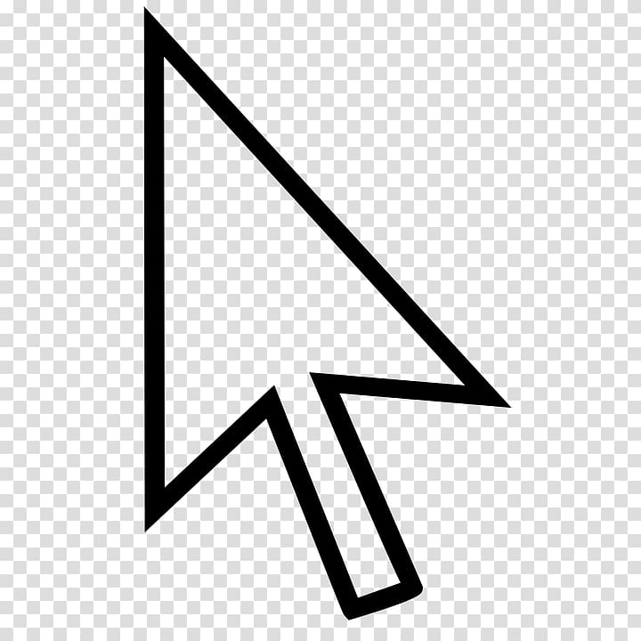 Computer mouse Pointer Cursor macOS, Computer Mouse PNG