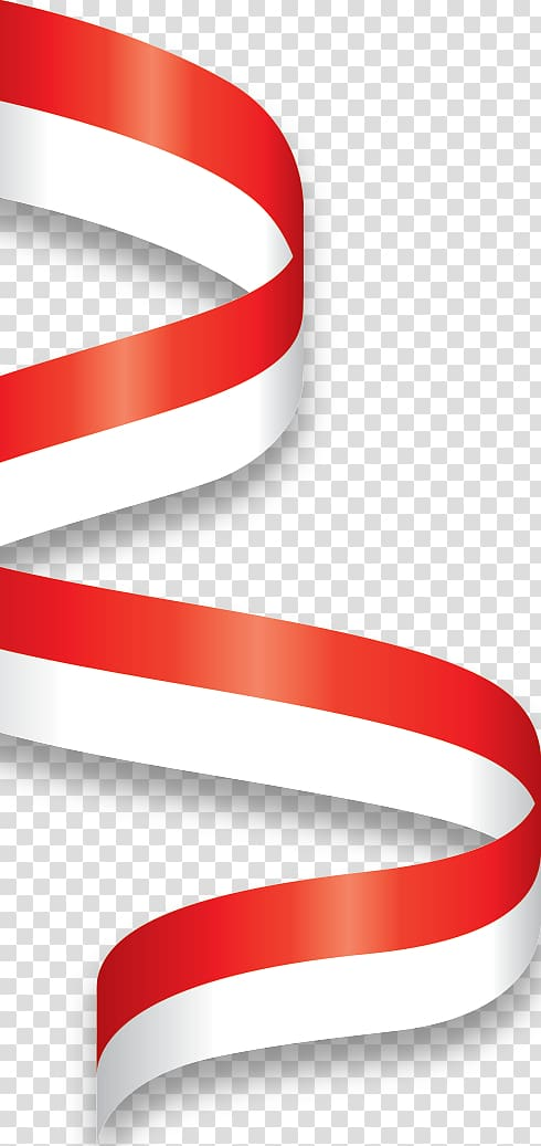 Background Merah Putih Png : background, merah, putih, White, Ribbon,, Indonesia, Indonesian, Malaysia,, Bendera, Transparent, Background, Clipart, HiClipart