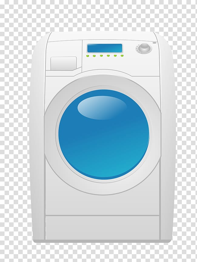Vector Mesin Cuci : vector, mesin, Washing, Machine, Laundry, Clothes, Dryer,, Transparent, Background, Clipart, HiClipart