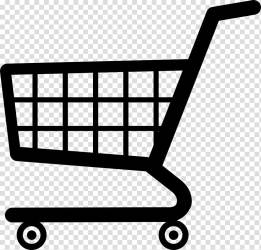 Shopping cart shopping cart decoration transparent background PNG clipart HiClipart