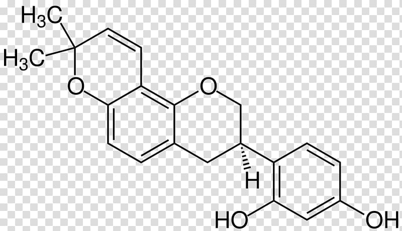 Glabridin Organic Chemistry Liquorice Structural formula