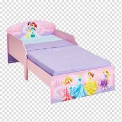 Toddler bed Disney Princess Child bed transparent background PNG clipart HiClipart