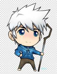Jack Frost Drawing Chibi Art TIRED transparent background PNG clipart HiClipart
