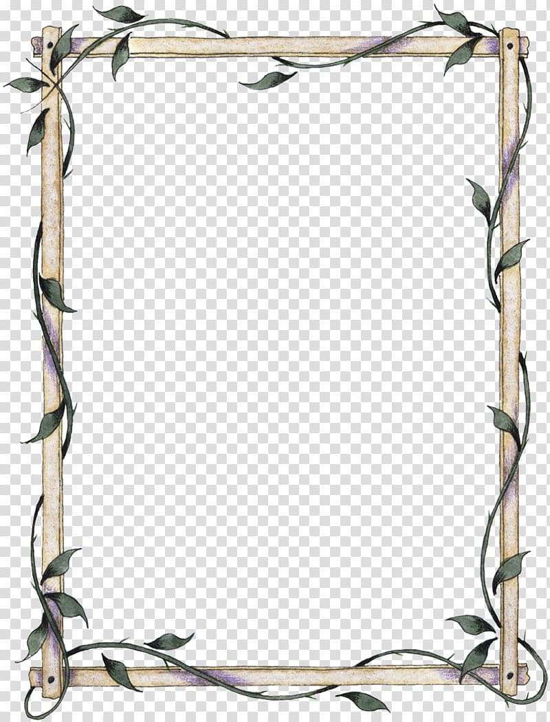 Decorative Text Box Clip Art Transparent : decorative, transparent, Rectangular, Brown, Wooden, Frame, Paper, Microsoft, Margin, Transparent, Background, Clipart, HiClipart