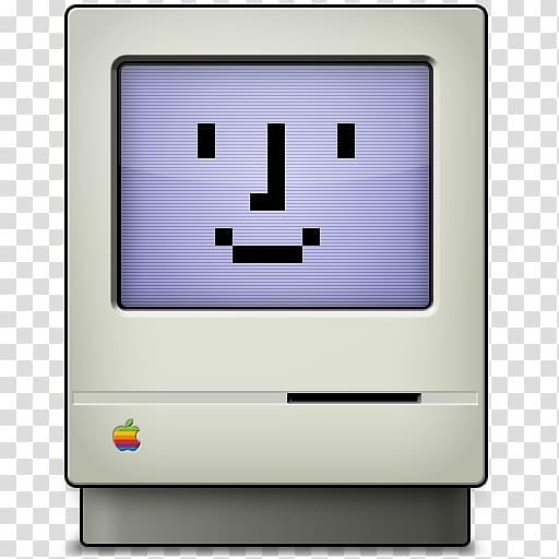 white apple monitor macintosh