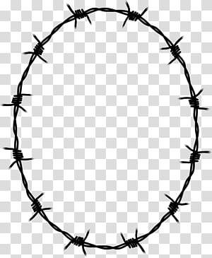 barbed wire transparent background PNG image with