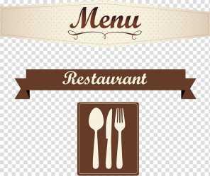 Menu restaurant logo Menu Cafe Restaurant Menu Design transparent background PNG clipart HiClipart
