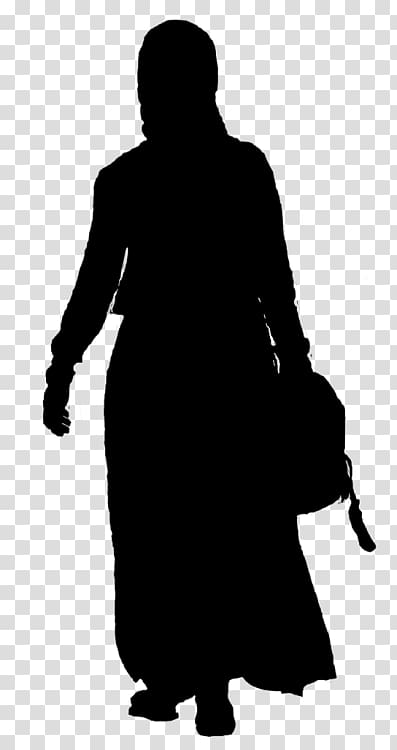 Hijab Silhouette Png : hijab, silhouette, Hijab, Muslim, Woman, Islam, Clothing,, Transparent, Background, Clipart, HiClipart