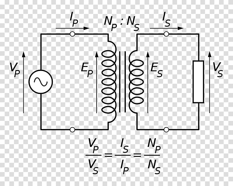 Transformer Equivalent circuit Electrical network