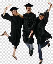 Graduation ceremony Graduate University Student School Nursing college student transparent background PNG clipart HiClipart