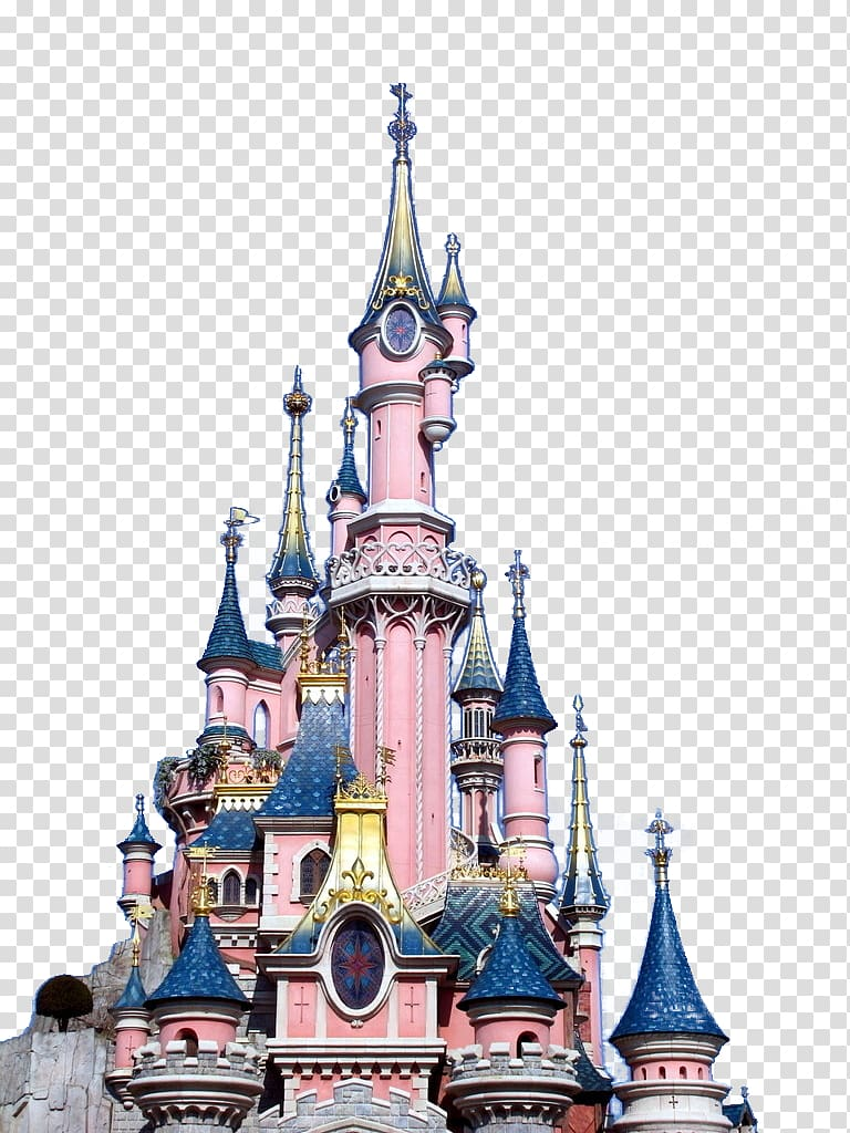 Walt Disney World Clipart : disney, world, clipart, Disneyland, Downtown, Disney, World, Hotel,, Transparent, Background, Clipart, HiClipart