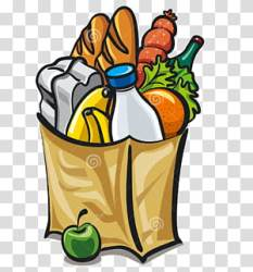 Grocery transparent background PNG cliparts free download HiClipart