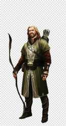 Dungeons & Dragons Pathfinder Roleplaying Game Concept art Ranger fantasy city transparent background PNG clipart HiClipart