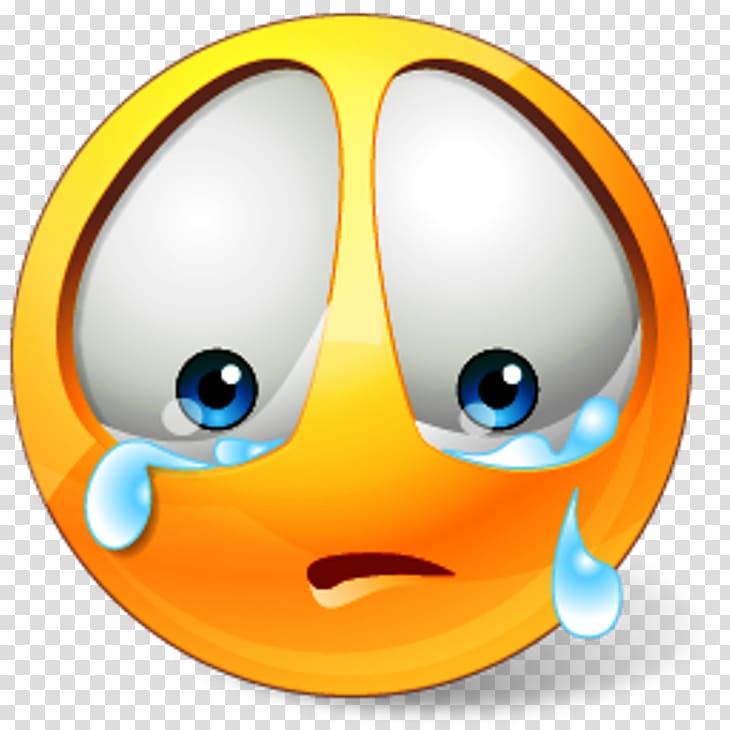 crying emoji icon smiley