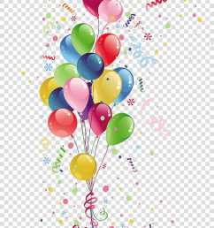 balloons illustration party balloon birthday colorful balloons transparent background png clipart [ 750 x 1074 Pixel ]