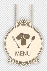 Menu illustration Fast food Menu Restaurant The Chefs House The elegant restaurant menu pattern transparent background PNG clipart HiClipart