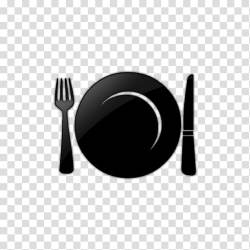 Computer Icons Cafe Plate Food Restaurant food icon transparent background PNG clipart HiClipart