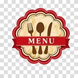 Restaurant Menu transparent background PNG cliparts free download HiClipart