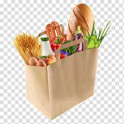 Portable Network Graphics Supermarket Food grocery bag transparent background PNG clipart HiClipart