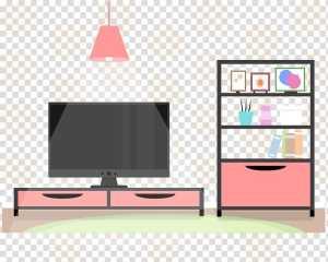 living clipart transparent services interior flat screen hiclipart