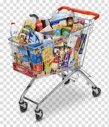 Shopping cart Hypermarket Supermarket Wagon shopping cart transparent background PNG clipart HiClipart