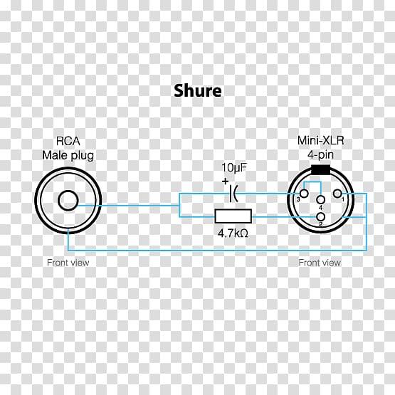 Shure Sm57 Wiring Diagram