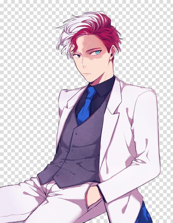 Todoroki White Background : todoroki, white, background, Academia, Manga, Anime,, Shouto, Todoroki, Transparent, Background, Clipart, HiClipart