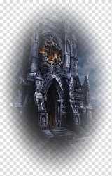Gothic architecture Gothic art Dark fantasy Castle transparent background PNG clipart HiClipart