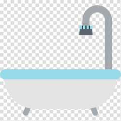 Bathroom Cartoon High definition television Bathtub transparent background PNG clipart HiClipart