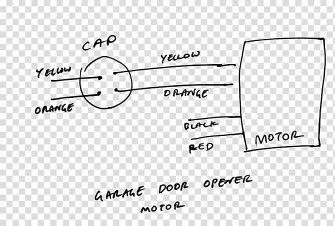 motor capacitor electric motor wiring diagram ac motor