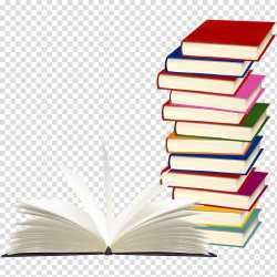 Book Illustration Cartoon books transparent background PNG clipart HiClipart