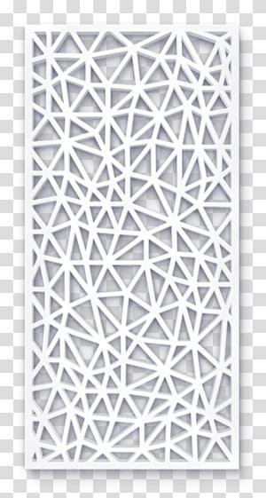 cut pattern transparent background