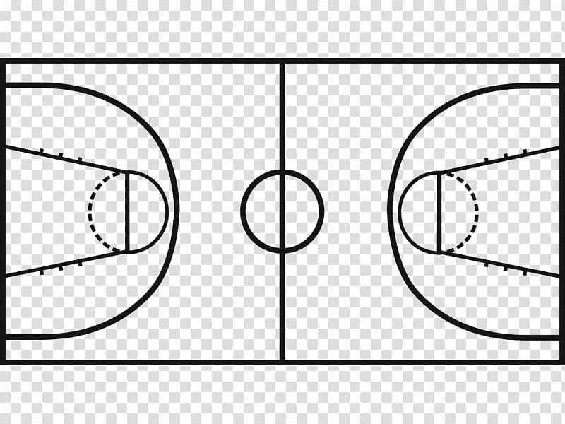 Basketball court Rules of basketball Key Southern Utah