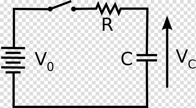 RC circuit Capacitor Series and parallel circuits Time